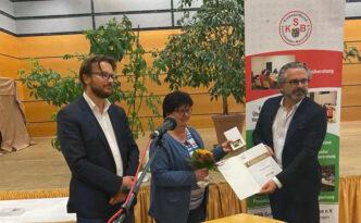 Verleihung der Johann-Christoph-Friedrich-GutsMuths-Medaille